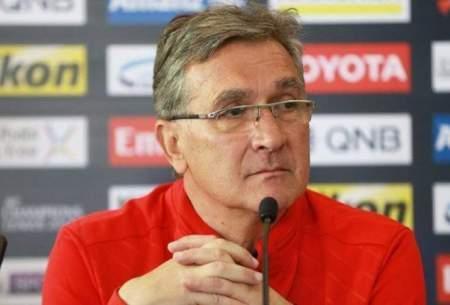 برانکو ایوانکوویچ سرمربی تیم ملی عمان شد