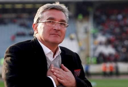 برانكو ایوانکوویچ: فدراسیون فوتبال ایران من را سر کار گذاشت