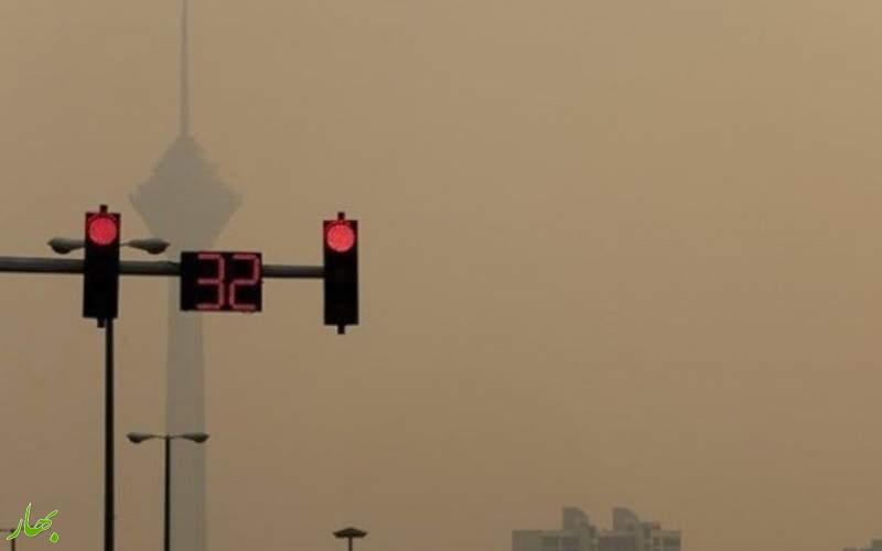 امسال هوای پایتخت روزهای بدی را گذرانده است