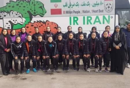 جشنواره گل دختران فوتسال ایران