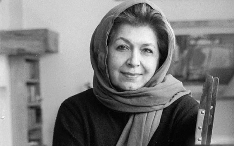 نظر لیلی گلستان درباره حراج معروف تهران