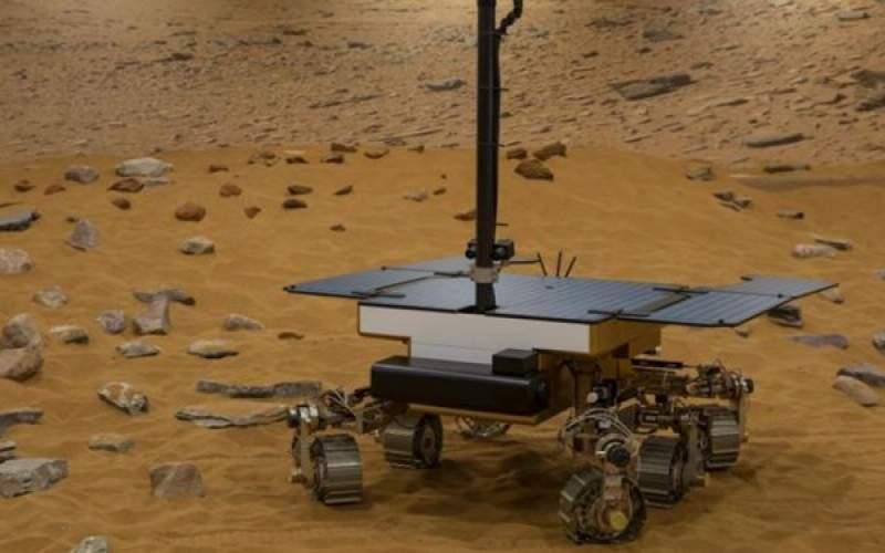 «مریخنورد» ناسا در سیاره سرخ گرفتار شد