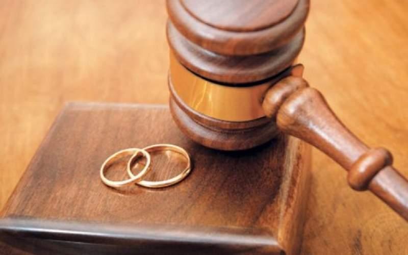 گزارشی از آخرین وضعیت آمار طلاق در ایران