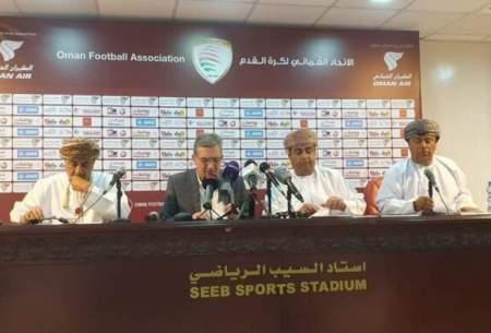امیدوارم با عمان به جام جهانی صعود کنیم
