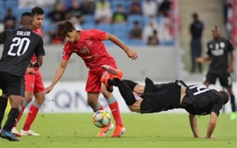 ستاره فوتبال عراق بالاخره در اروپا