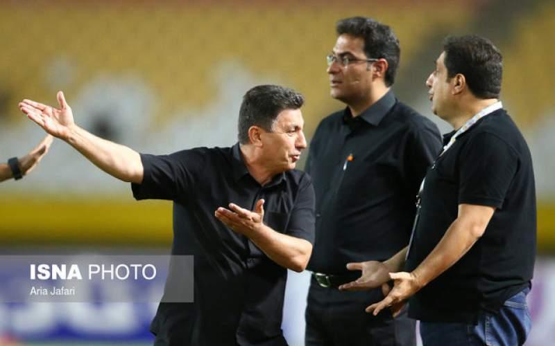 چه کسی پیشنهاد تیم ملی را رد میکند؟