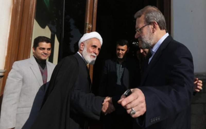 """لاریجانی به اطرافیان خود دو ماه پیش گفته بود """"ردصلاحیت """" خواهند شد"""