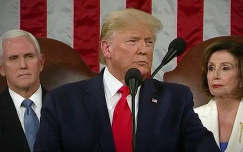 ترامپ: مقامات ایران بهجای ساخت سلاح هستهای، در پی خیر و منفعت مردم ایران باشند