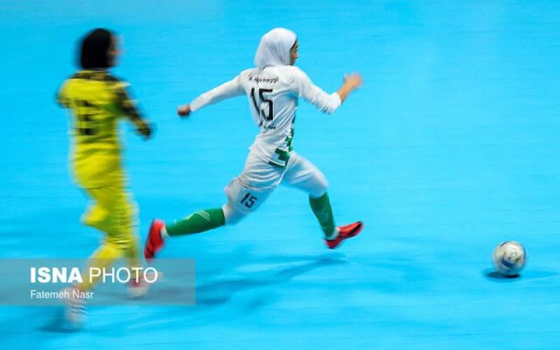ملیپوش فوتسال بانوان به لیگ کویت پیوست