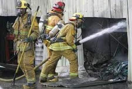 آتشنشانان باید به دانش روز مجهز شوند