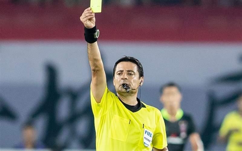قضاوت فغانی در لیگ قهرمانان آسیا