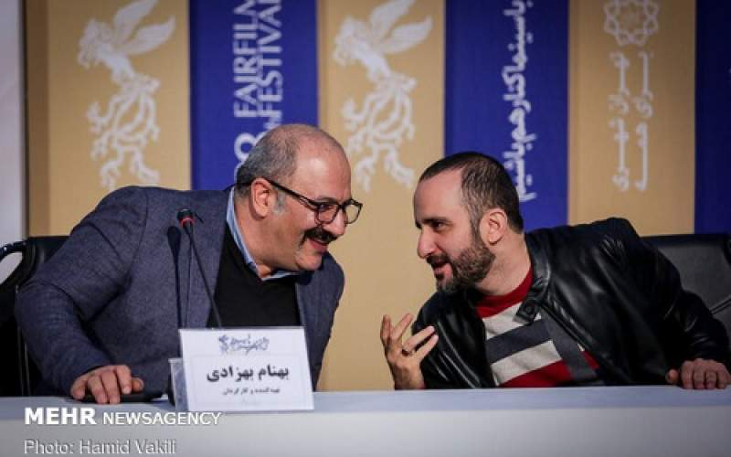 بهنام بهزادی: فیلمم گیشهپسند نیست