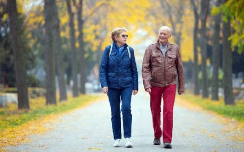 ۱۵ دقیقه پیادهروی روزانه با بدن شما چه میکند؟