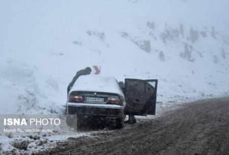آمادهباش مدیریت بحران در برابر برف و باران