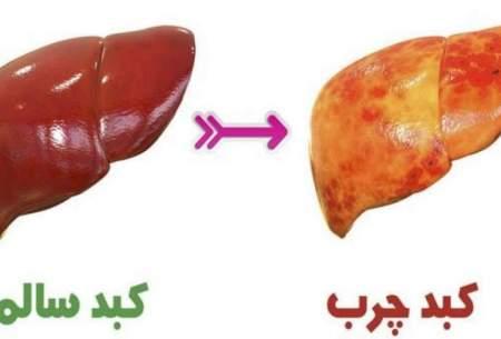 نفخ؛ نشانه اصلی بیماری کبد چرب