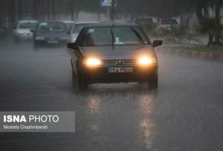 نگران بارانهای سیلآسا باشیم؟