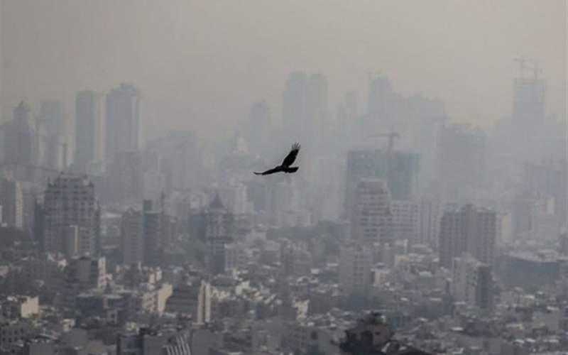 تلفات آلودگی هوا دو برابر آمار تصادفات جادهای