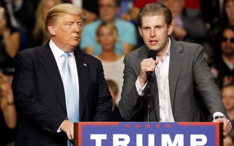تمجید پسر ترامپ از عملکرد اقتصادی پدرش