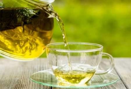 درمان کبد چرب با چای سبز