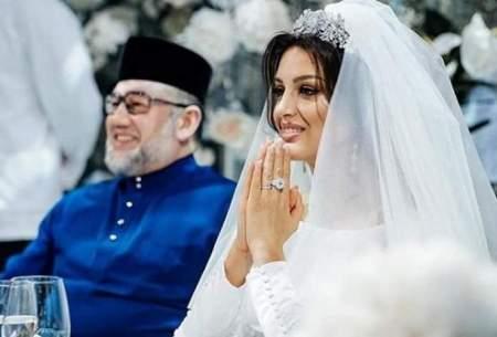 راز طلاق ملکه زیبایی روس از پادشاه مالزی