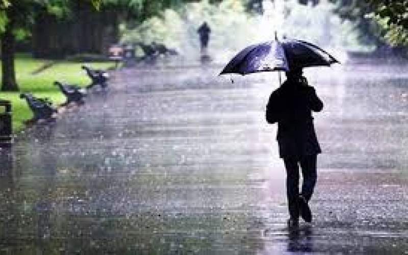 کدام مناطق کشور بارانی میشود؟