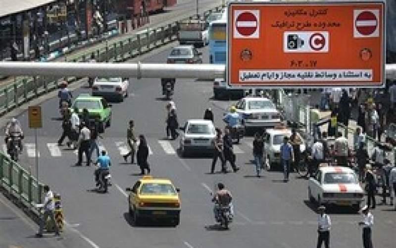 کاهش زمان طرح ترافیک برای کنترل کرونا