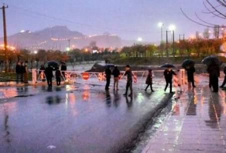 امواج سیل ۱۷۵ روستای لرستان را محاصره کرد