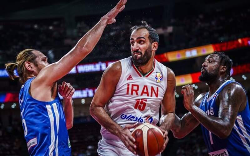 رنکینگ جهانی بسکتبال اعلام شد