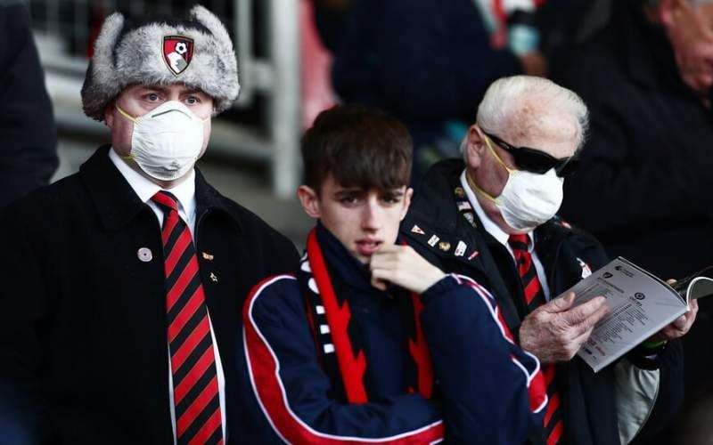 شوک کرونا به لیگ برتر انگلیس