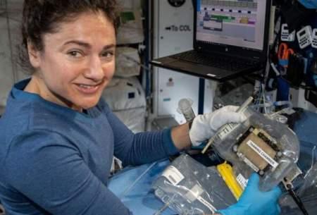 تحقیق ناسا درباره بیماریهای استخوانی در فضا