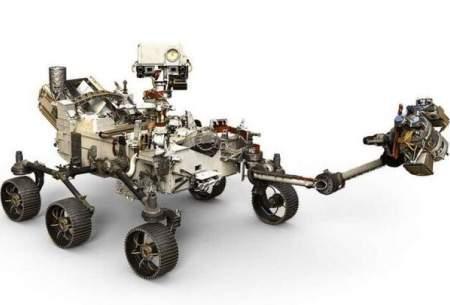 مریخنورد ناسا نامگذاری شد