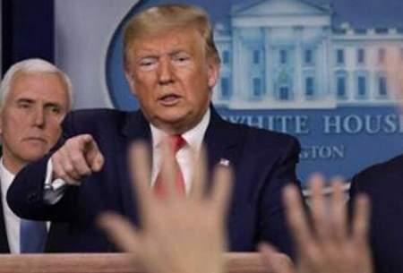 ترامپ: شاید طالبان دوباره بر افغانستان مسلط شود
