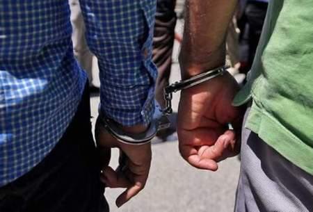 زورگیران مسافرکشنما دستگیر شدند