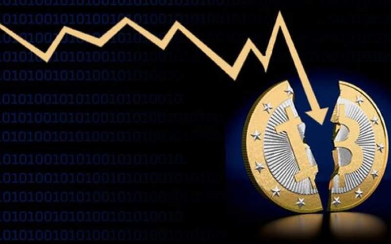 سقوط قیمت نفت دامن بیتکوین را گرفت