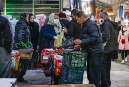 شهر کرمانشاه همچنان شلوغ است