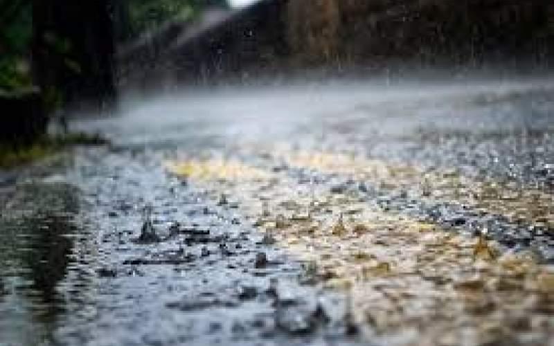 بارش شدید باران در ۱۱ استان