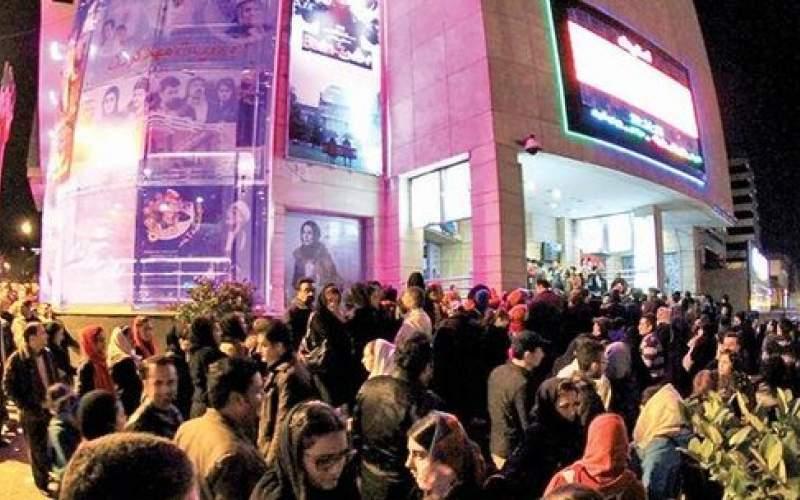 سینما در سال سیل و سقوط و شیوع
