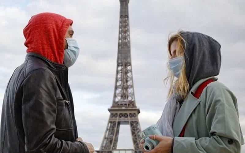 افزایش  جانباختگان کرونا در فرانسه به ۶۷۴ نفر