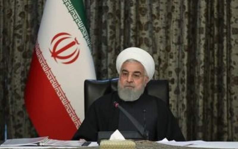 روحانی: مقررات سختگیرانه تا ۲۰ فروردین