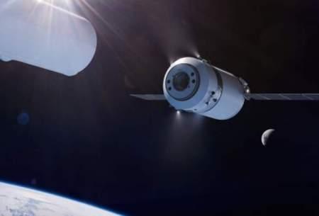 اسپیسایکس مامور ارسال محموله به دروازه ناسا