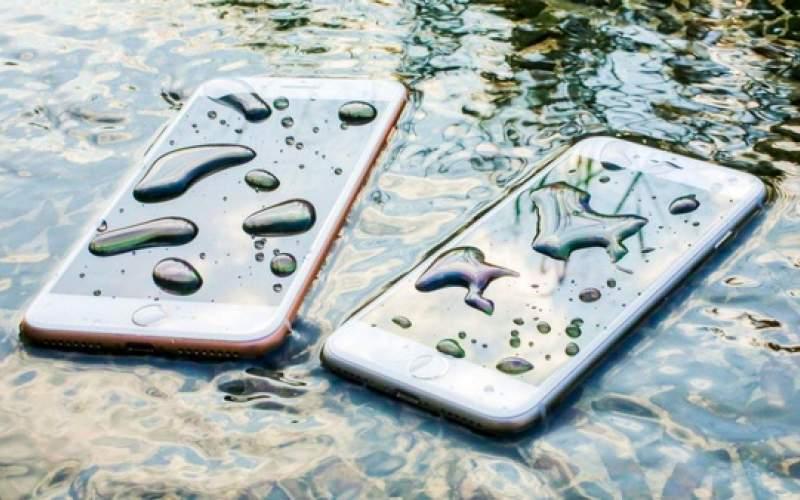 راه حل های نجات گوشی خیس شده