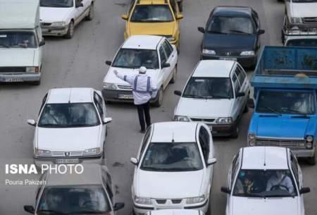 ثبت ترافیک پرحجم صبحگاهی در۹بزرگراه پایتخت