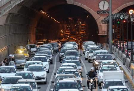تشریح علت افزایش ترافیک در پایتخت