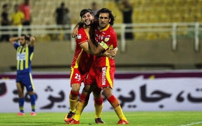 جومونگ فوتبال خوزستان خداحافظی کرد