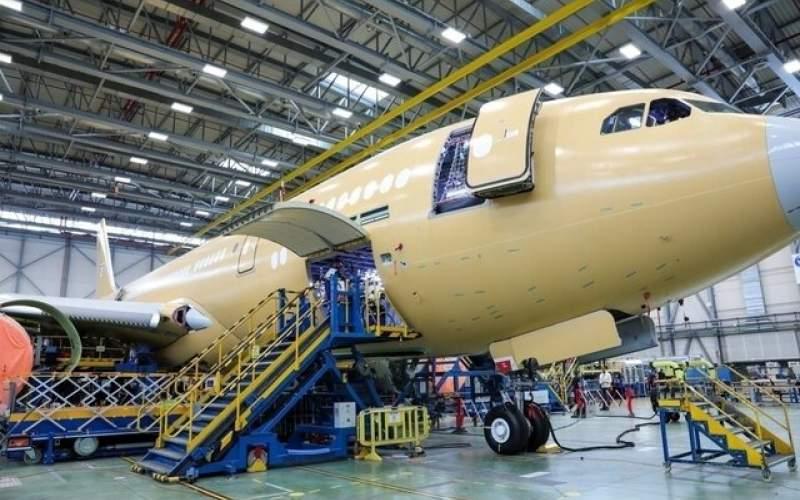 کاهش ۳۵ درصدی تولید هواپیماهای ایرباس