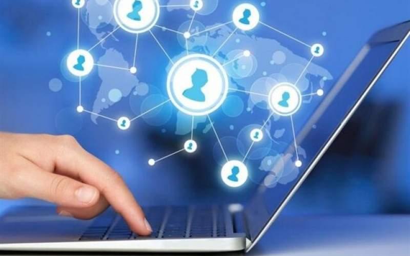 مصرف اینترنت در کشور ۱.۵ برابر شد