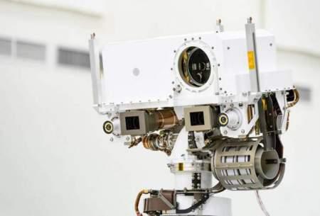 بررسی دوربینهای پیشرفته مریخنورد استقامت