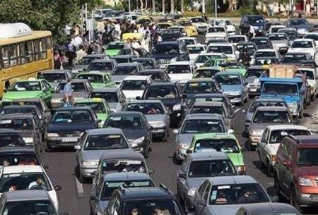 پیشبینی افزایش ترافیک پایتخت از امروز
