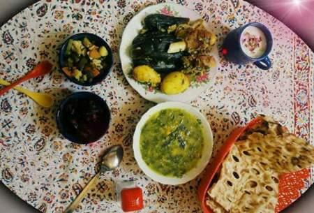 غذاها و نانهای محلی کرمانشاه ثبت ملی میشود
