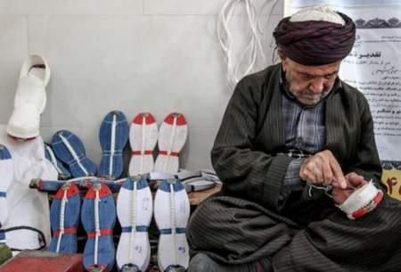 صادرات ۳۰ میلیون دلار صنایعدستی از کرمانشاه